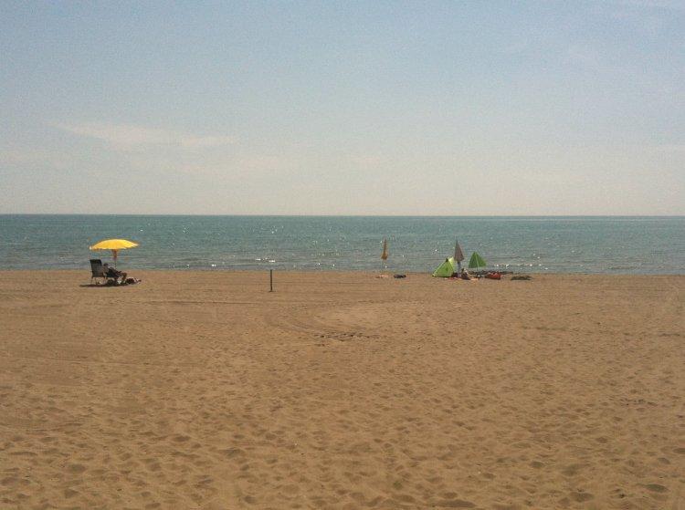 Ca' Savio beach peace