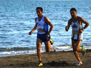 Winners of beach Running 2011 in Cavallino Treporti