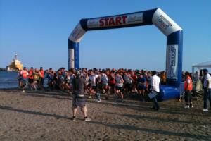 Beach Running Cavallino 2011