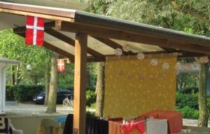 Denmark at Camping Ca' Savio