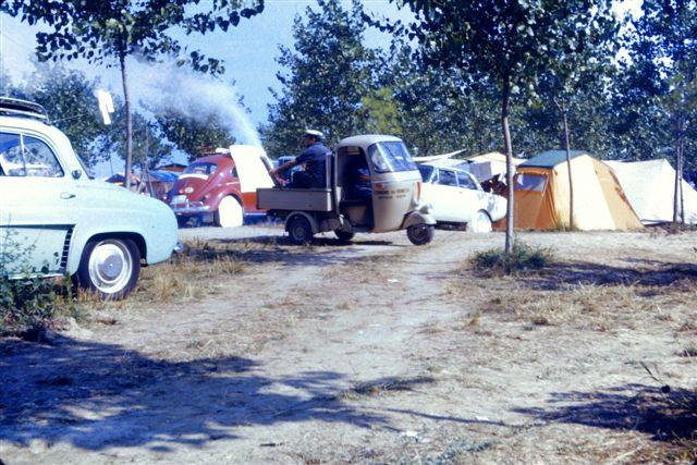 Camping Ca' Savio, in case of no rain