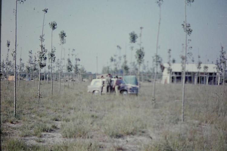 Camping Ca' Savio in 1959
