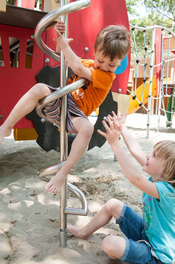Playground Camping Ca' Savio