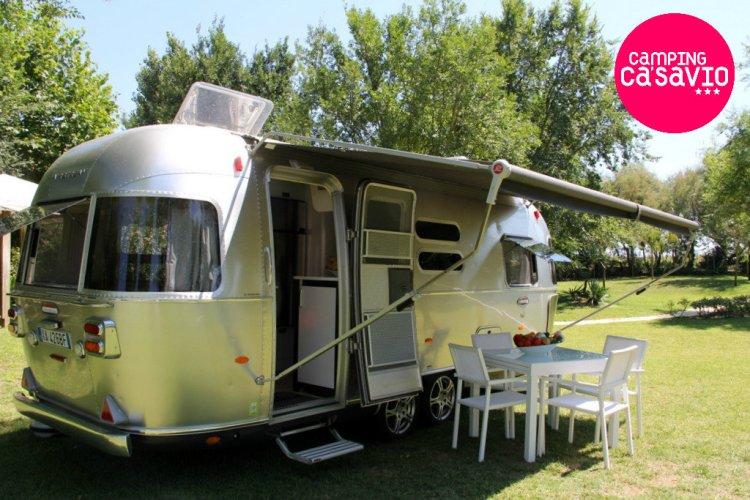 Airstream at Camping Ca' Savio