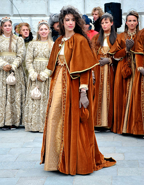 Festa delle Marie Carnevale Venezia