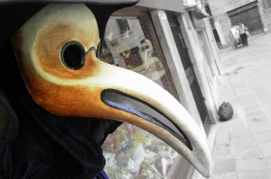 Venetian masks - Medico della peste
