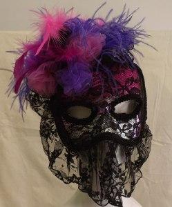 Venetian Masks - La Moretta