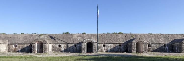 Batteria Pisani a Ca' Savio