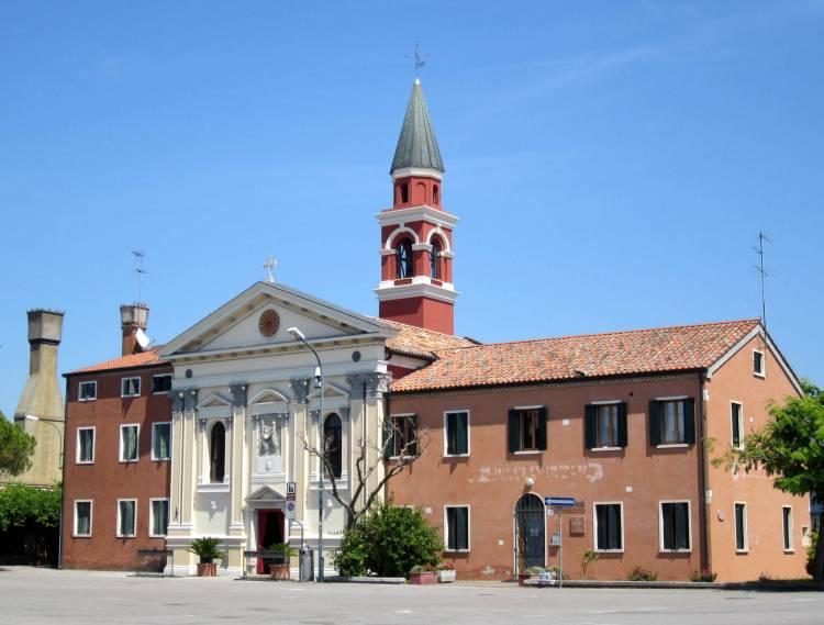 cavallino Chiesa di Santa Maria Elisabetta
