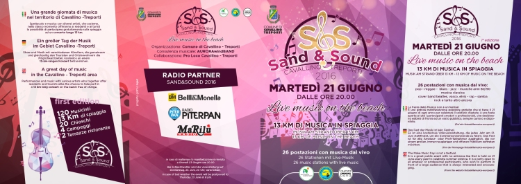 Sand & Sound a Cavallino