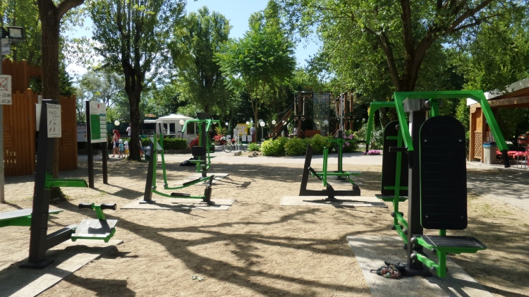 open-air fitness ca' savio