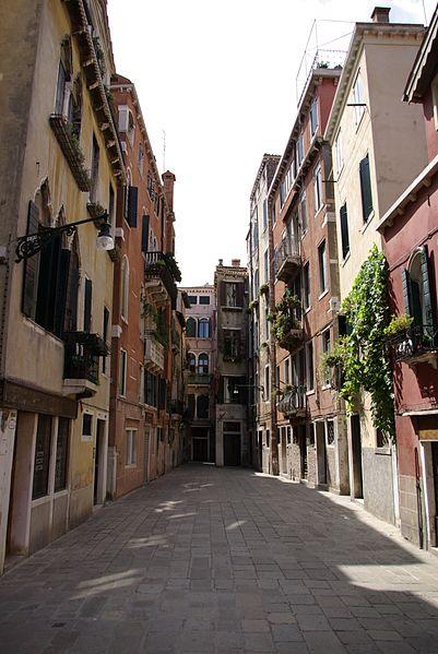 Calle dei Boteri - Venezia