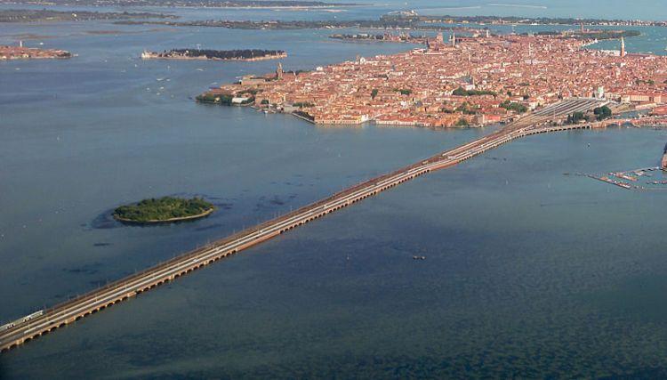 Ponte della Libertà Venezia