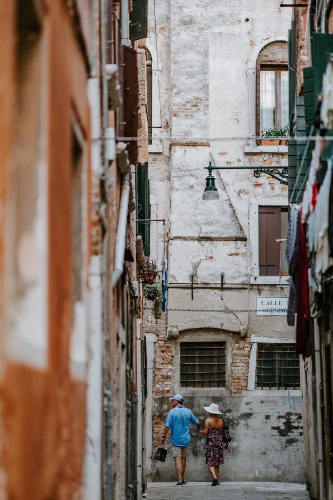 venezia calli