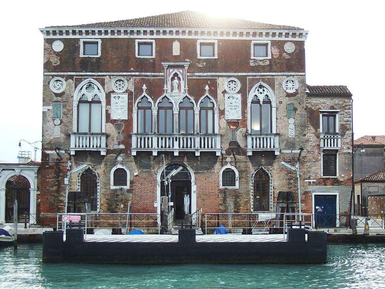 Murano Palazzo da Mula
